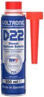 D22 Diesel System Schutz