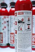 EUGEN ® Fire Extinguisher Class A/B/F