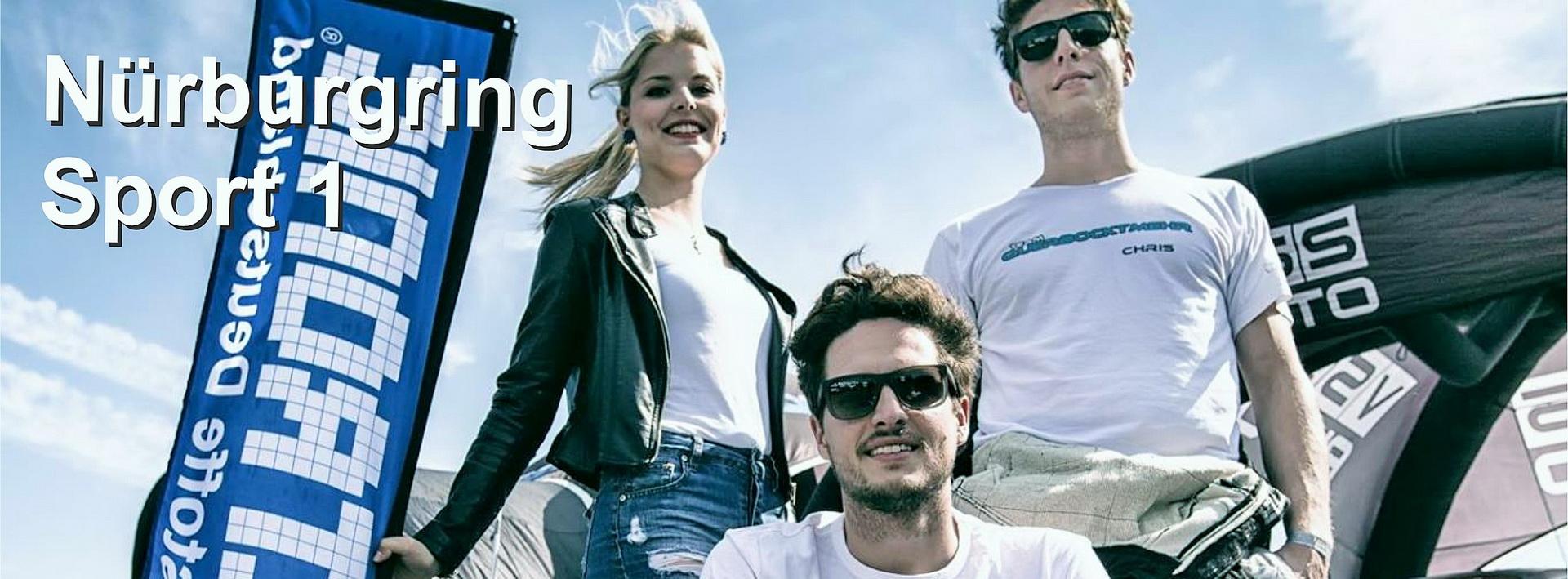 Sport 1 Nürburgring 2015