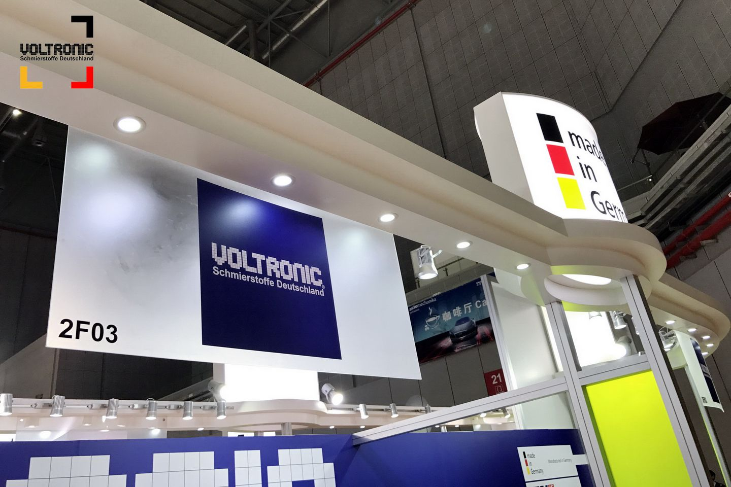 VOLTRONIC Germany debut at Automechanika Shanghai 2016