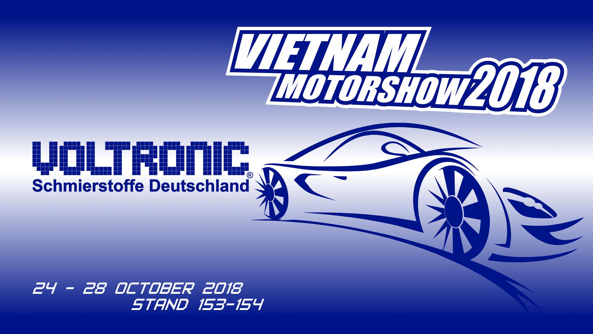 Vietnam Motorshow 2018