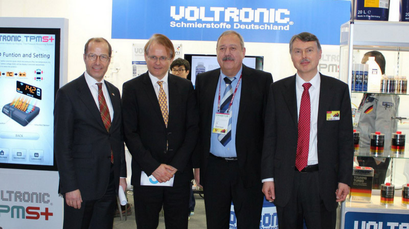 Voltronic debut in Seoul Motor Show 2013